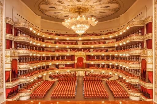 تالار تئاتر بولشوی