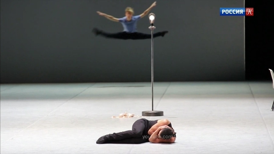 Гамбургский балет открыл сезон спектаклем «Призрачный свет»