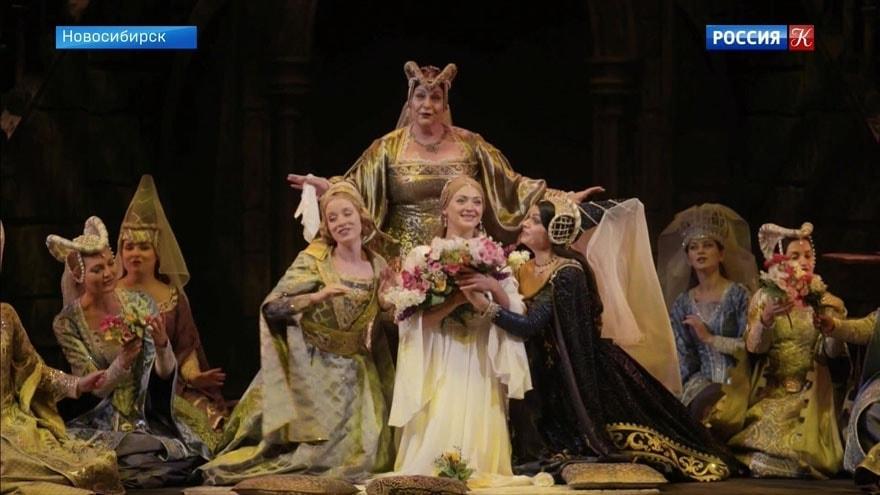 «Иоланта» откроет новый сезон Новосибирского театра оперы и балета