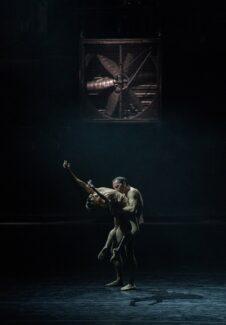 «Всего лишь» (Just). Анастасия Сташкевич, Вячеслав Лопатин. Фото – Павел Рычков