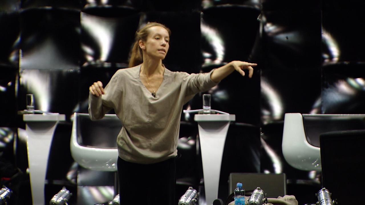 Марианна Рыжкина