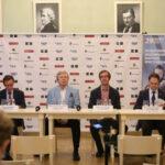 В Санкт-Петербургской филармонии прошла пресс-конференция, посвященная открытию сезона