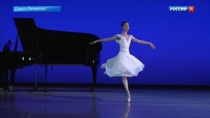В Мариинском театре прошла премьера балета «Семь сонат»