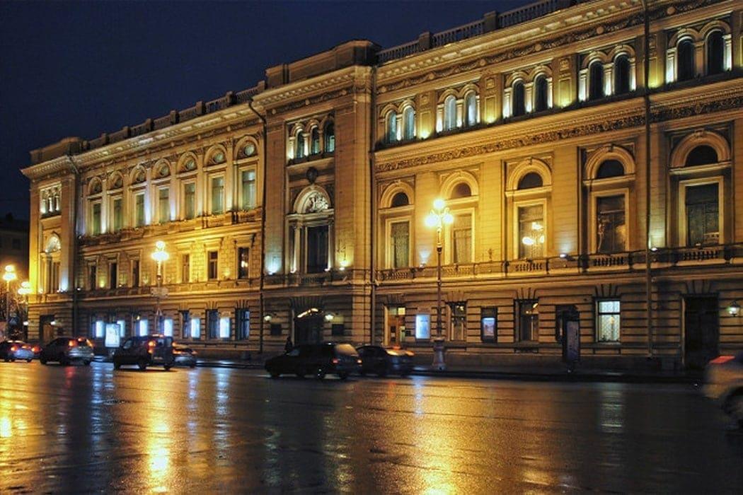 Санкт-Петербургская консерватория им. Н. А. Римского-Корсакова