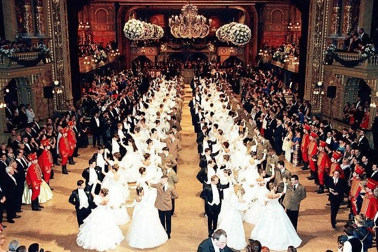 Венский оперный бал в2021 году несостоится