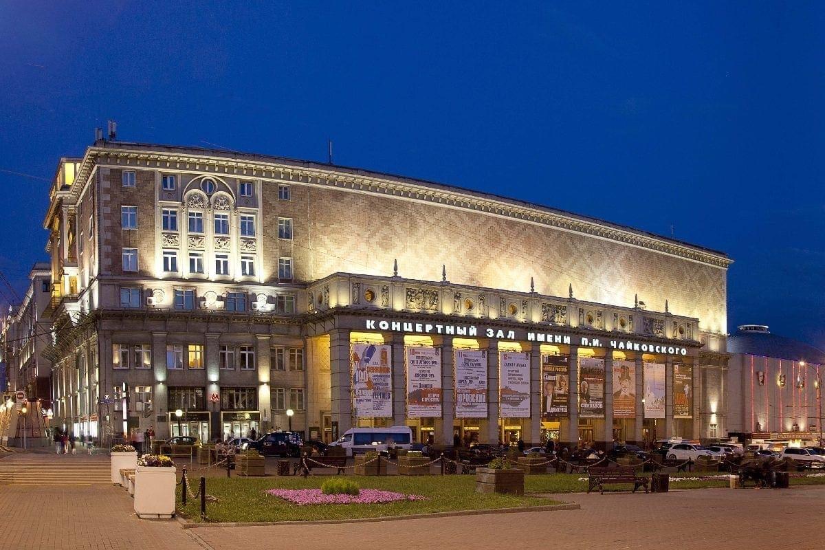 Московская филармония получит дополнительное финансирование по случаю столетнего юбилея