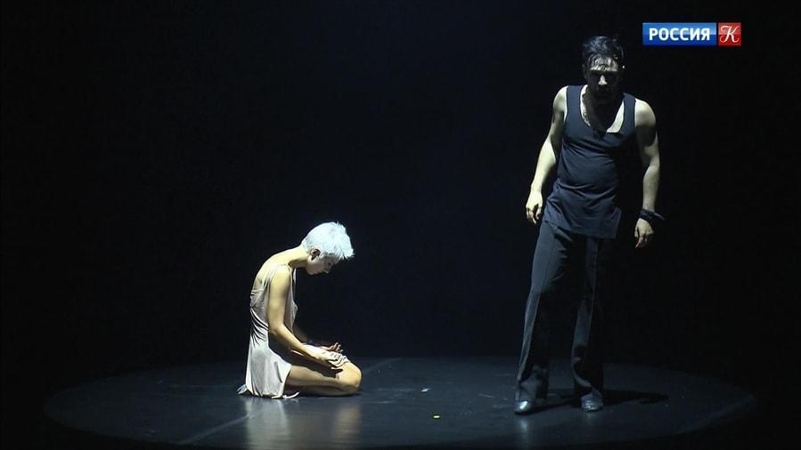 В «Геликон-опере» состоялась премьера спектакля «Адам и Ева. Жизнь после рая»