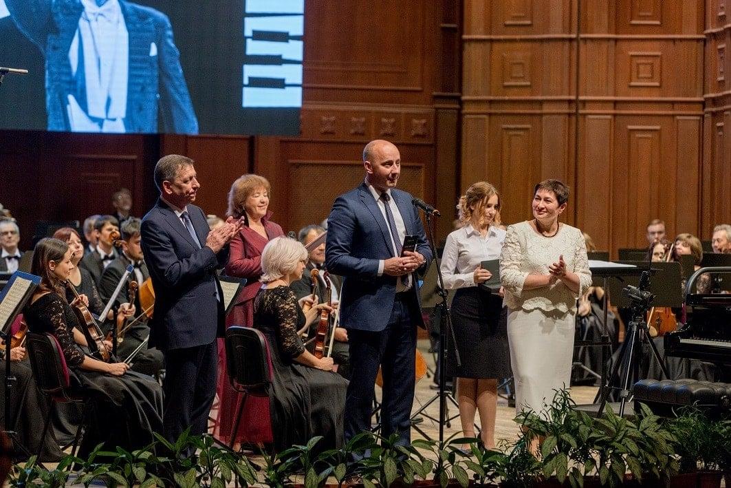 В Белгородской филармонии открылся концертный сезон