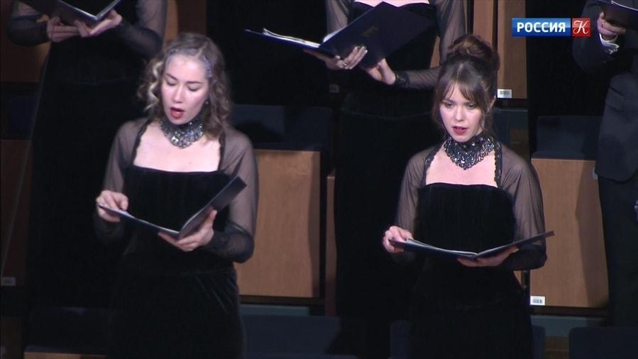 Большой симфонический оркестр и «Геликон-опера» отметили двойной юбилей