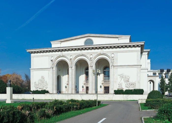 Румынский театр оперы и балета