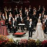 Концерт Пласидо Доминго в Большом театре. Фото - Дамир Юсупов