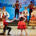"""15 октября прямая трансляция балета """"Дон Кихот"""" из Новосибирска. Фото - сайт НОВАТа"""