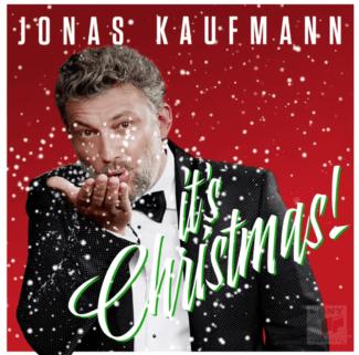 Йонас Кауфман анонсировал рождественский альбом
