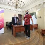 Всероссийский музыкальный конкурс. Жеребьевка