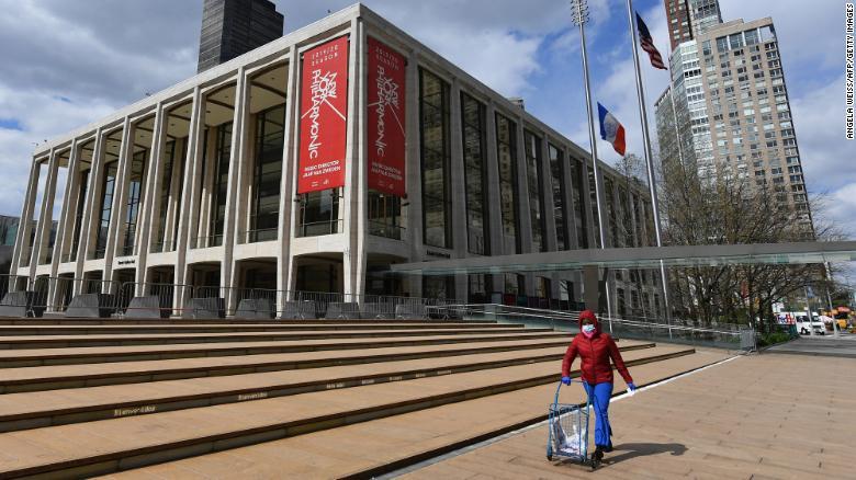 Нью-Йоркский филармонический оркестр отменил сезон 2020-2021