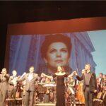 В день рождения Галины Вишневской в Центре оперного пения состоялся гала-концерт. Фото - Елена Алексеева