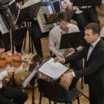 Музыку числа Пи исполнил эстрадно-симфонический оркестр Политеха