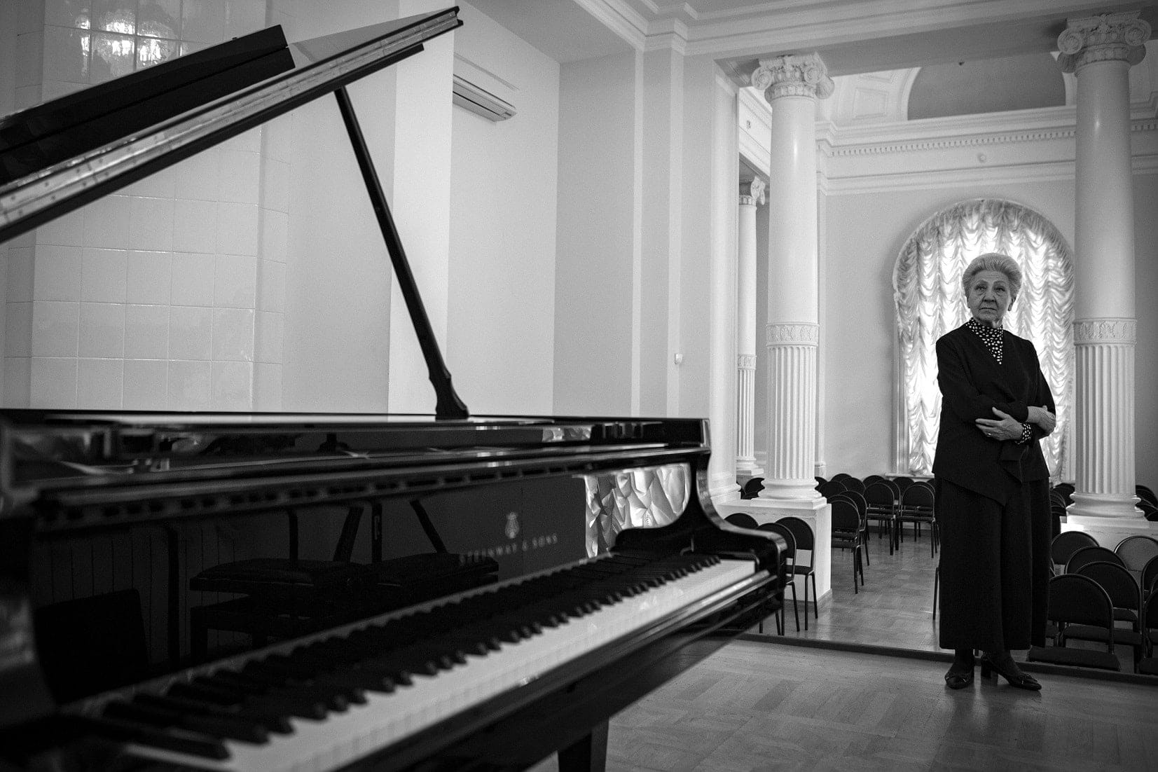 Вера Носина. Фото — Александр Гребешков