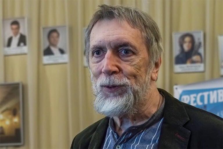 Владимир Мартынов: «Всем нам надо купить в обреченном мире кусок земли»
