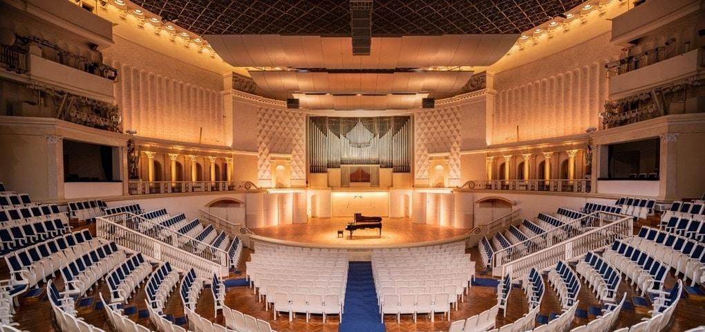 Концертному залу имени Чайковского - 80 лет. Фото - сайт Московской филармонии