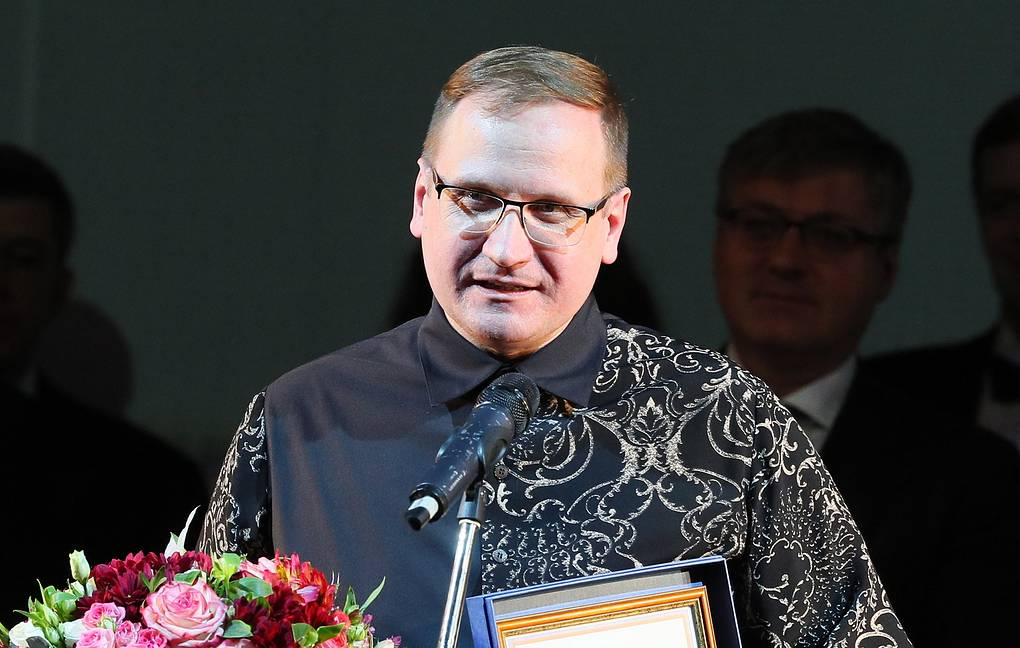 Андрей Борисов. Фото - Владимир Смирнов