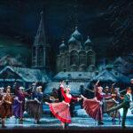 "Сцена из балета ""Анюта"". Фото - Андрей Чунтомов"
