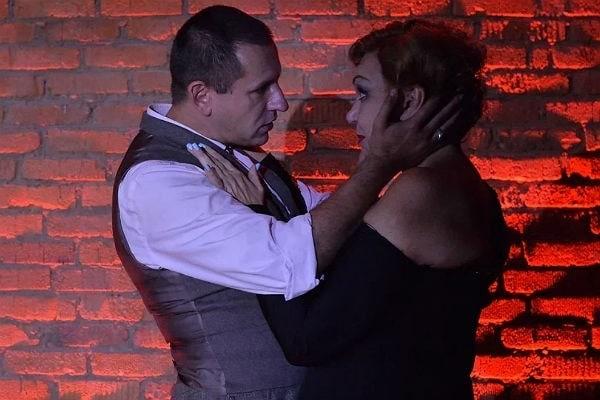 Сцена из спектакля «Курт Вайль: Kabarett Musik». Фото предоставлено пресс-службой Дома музыки