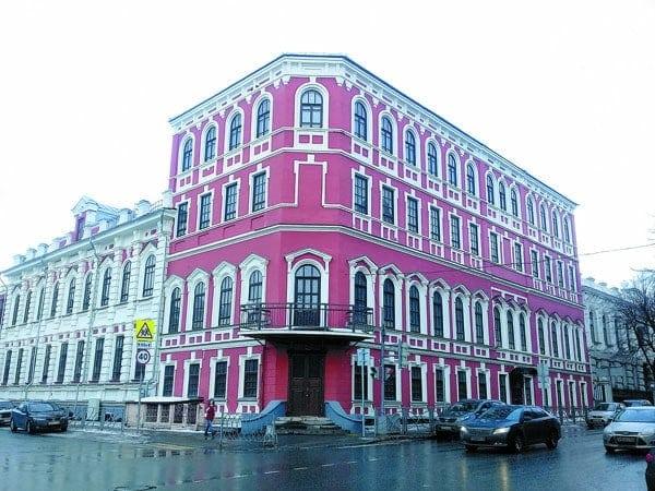Средняя специальная музыкальная школа Казанской государственной консерватории