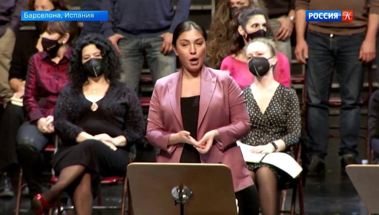 Театр «Лисео» протестует против сокращения числа зрителей