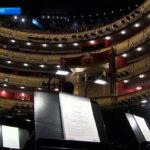 Королевский театр Мадрида готовится к премьере