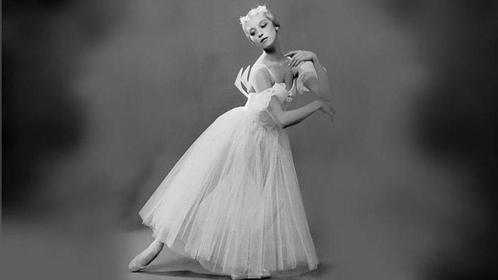 Наталья Макарова. Фото - пресс-служба Мариинского театра