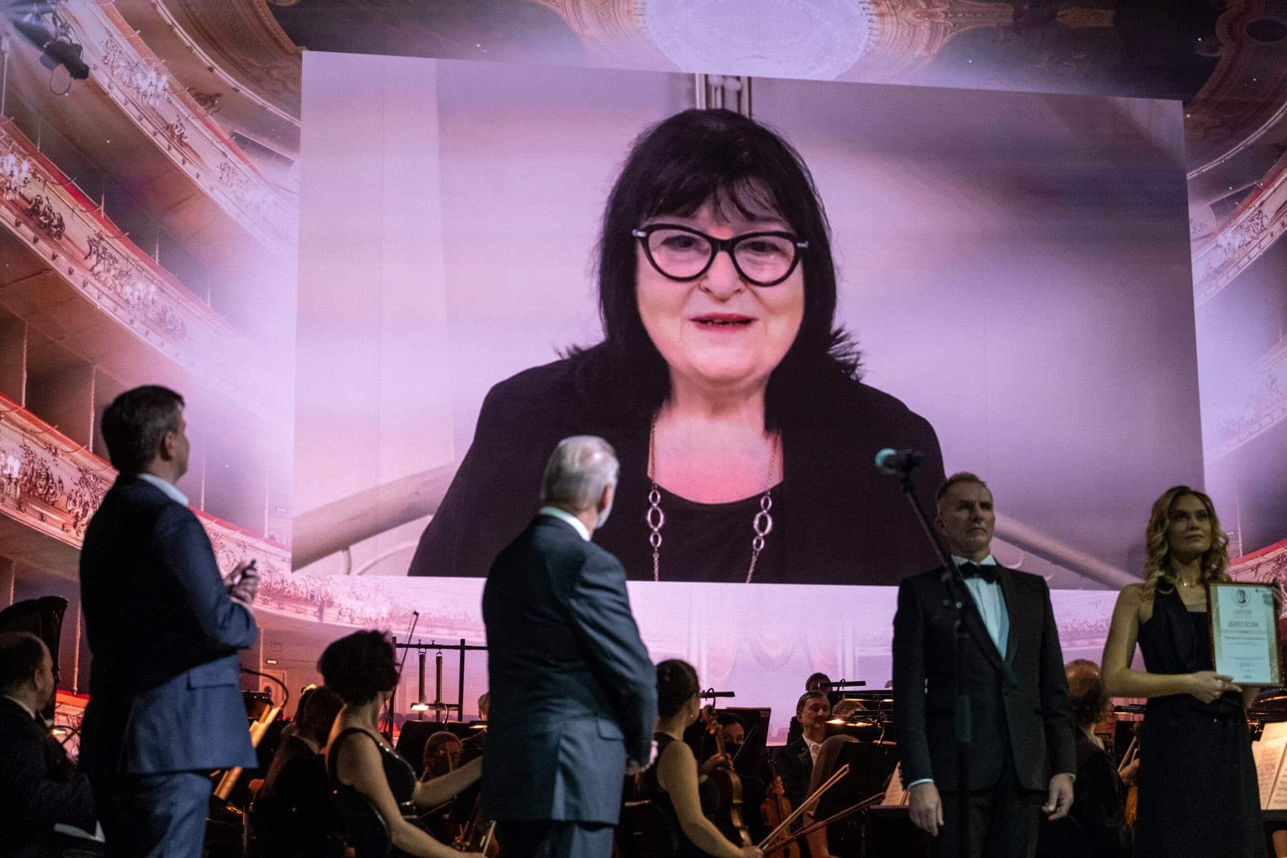 ماکوالا کسراشویلی ، برنده جایزه