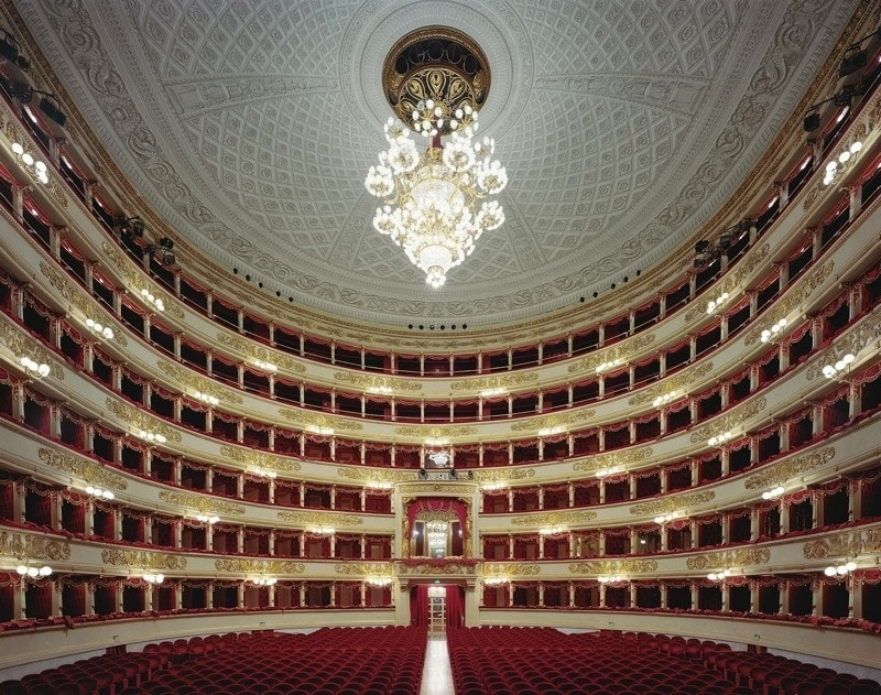 Ла Скала откроет новый сезон гала-концертом