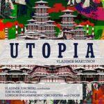 Выходит запись симфонии «Утопия» Владимира Мартынова. © LPO