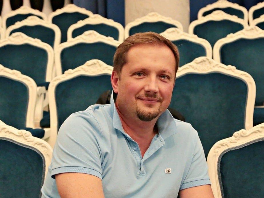 Виталий Серебряков