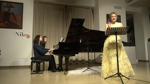 Varvara Myagkova و داریا Zykova.  عکس - گریگوری تاکی