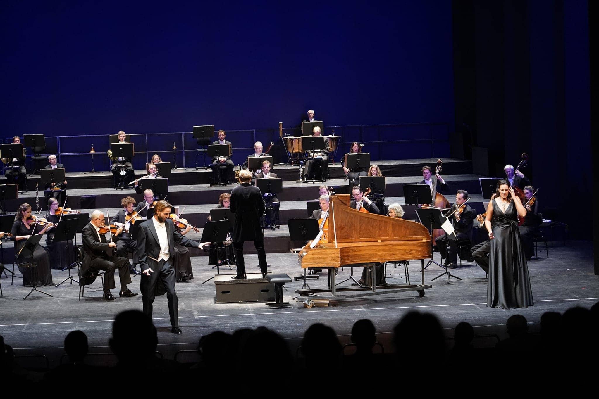 """Штутгартская опера. """"Дон Жуан"""" в концертном исполнении"""