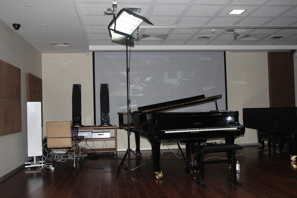 کارگاه های آموزشی با استفاده از Yamaha Disklavier