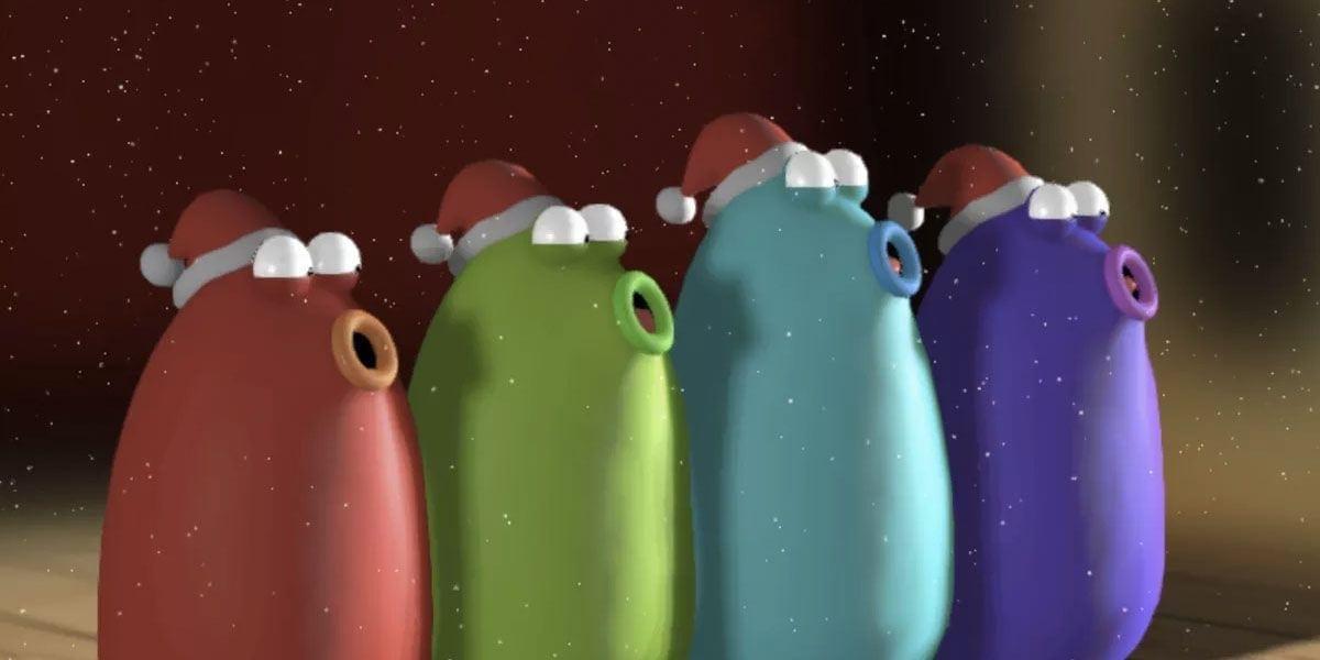 Google Blob Opera