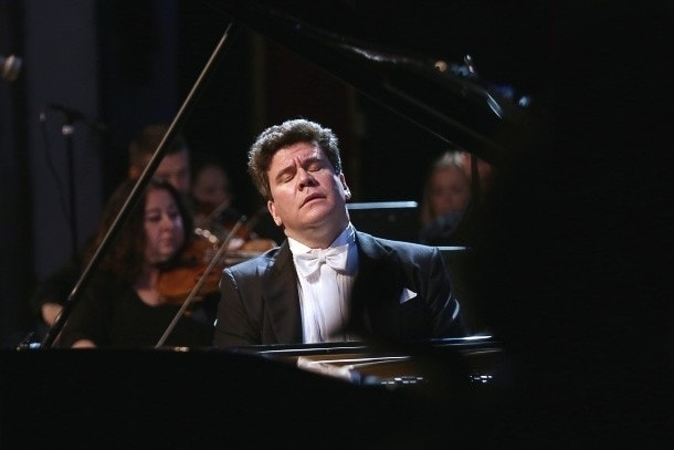 Денис Мацуев. Фото - Виктор Бобырь