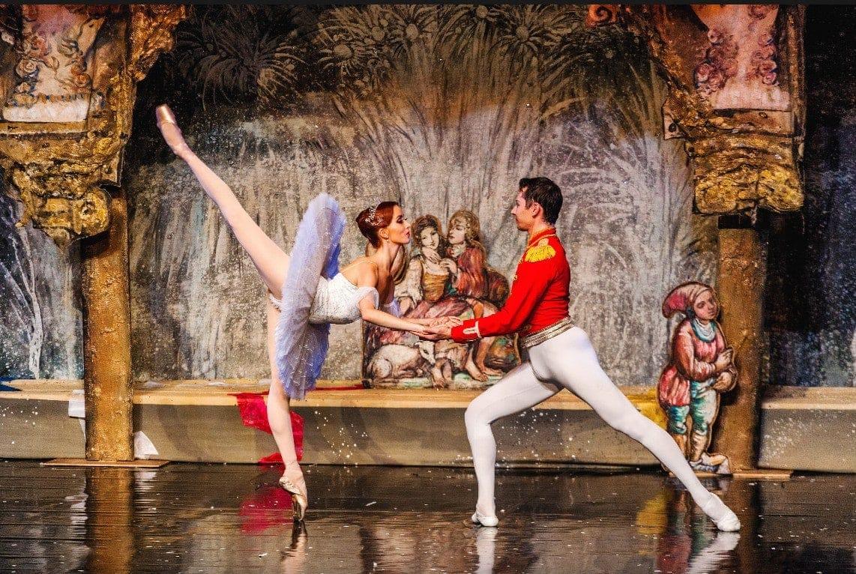 Балет «Щелкунчик» покажут в Новой Опере