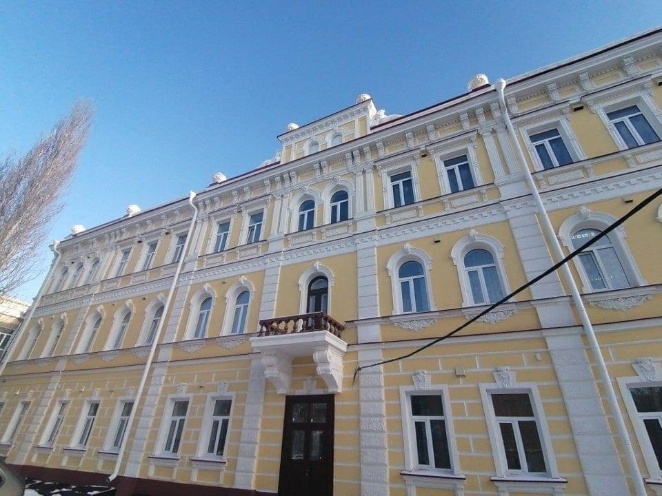 Зданию Омского музучилища вернули исторический облик