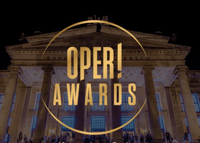 در برلین ، برندگان Oper!