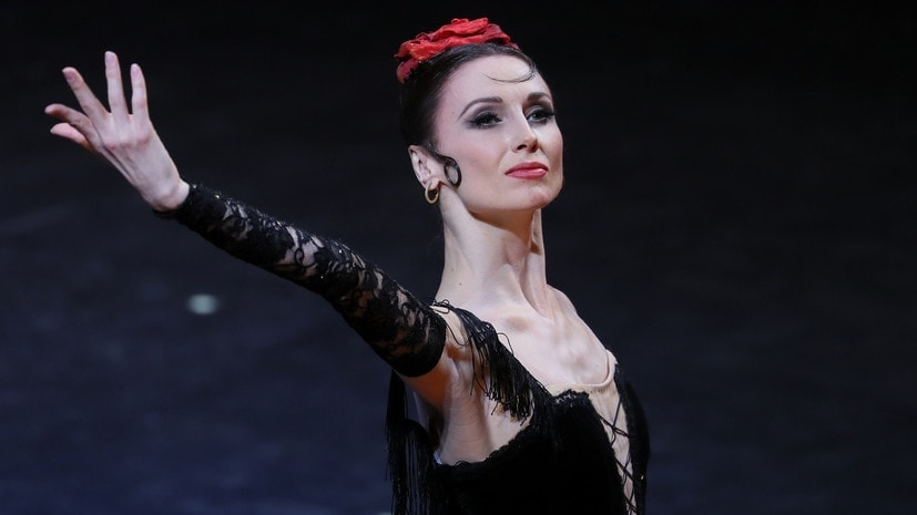 Светлана Захарова. Фото - Екатерина Штукина