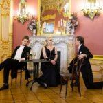 Сцена из спектакля «Когда вся жизнь была иной» в Санкт-Петербургском Театре музыкальной комедии. Фото - Мария Ковалева