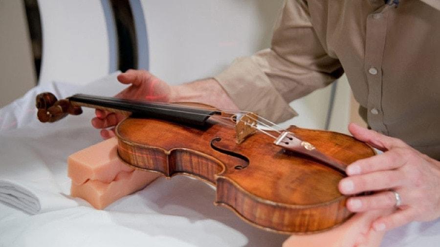 «Вьетан» — самая дорогая скрипка в мире. Фото: instrumentalinsight.com