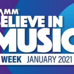 Believe in music event 2021