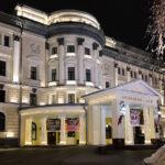 Большой зал консерватории. Фото - сайт Московской консерватории