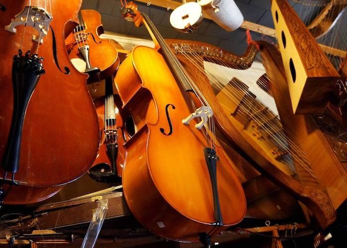 29% самозанятых музыкантов вБерлине заявили, что невидят для себя никаких профессиональных перспектив