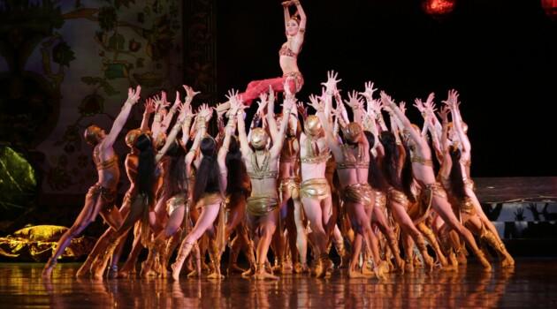 Состоялась петербургская премьера балета «Тысяча и одна ночь». Фото - Наташа Разина